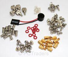 PC Builder Mega Screw Pack - M3, 6-32, Standoffs, POST Speaker, Washers, Jumpers