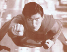 """Superman Poster Print - 1978 - Christopher Reeve - 11""""x14"""" Sepia"""