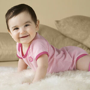 i play Origins Organic Cotton Short Sleeve Baby Bodysuit - 157539
