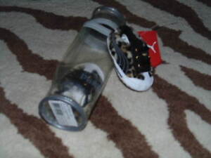 NWT NEW EXTREMELY RARE PUMA LEOPARD BABY INFANT SHOES SZ 2