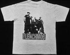 VINTAGE DA LENCH MOB ICE CUBE GANGSTA RAP HIPHOP TOUR CONCERT NWA DR DRE T-SHIRT