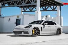 2017-2018 Porsche Panamera (971) Adjustable Lowering Links Air Suspension Kit v1