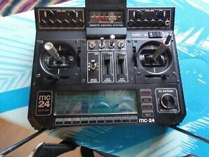 Graubner Funkfernsteuerung MC-24 Mega-Soft-Rom