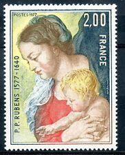 TIMBRE FRANCE NEUF N° 1958 ** ART TABLEAU RUBENS