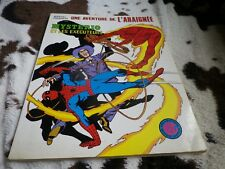 MARVEL n° 7 SPIDER MAN MYSTERIO ET LES EXECUTEURS EO 1979 COMME NEUF