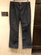 Ladies Grey Trousers Size 12s By Per Una