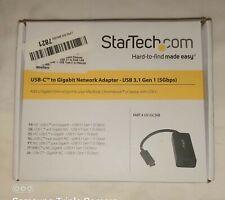 StarTech USB-C to Gigabit Network Adapter - USB 3.1 Gen 1 (5Gbps)