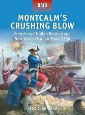 MONTCALM'S CRUSHING BLOW - NEW PAPERBACK BOOK