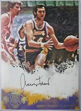 """Jerry West signed autographed 2014 Lakers 5x7"""" Court Kings Box Topper card auto"""