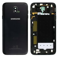 Samsung gh82-14448a Tapa de batería para Galaxy J7 j730f 2017 Duos negra nueva
