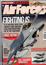Air Forces Monthly 2015 May Belgium,F-35,Typhoon,P-3 Orion
