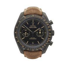 OMEGA SPEEDMASTER DARK SIDE OF THE MOON BLACK CERAMIC WATCH 31192445101006 W5351