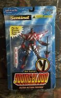 """Spawn Rob Liefeld's Youngblood """"Sentinel"""" Ultra Action Figure McFarlane Toys CZ"""