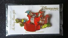 PIN DISNEYLAND PARIS THE CHERRY BLOSSOM GIRL : FOREST FRIENDS LE 400
