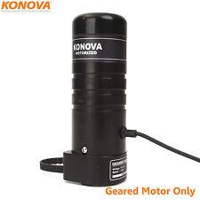 Konova Geared Motor 721:1 for Motorized Slider Motion Controller Time Lapse