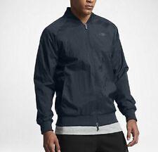 Nike Air Jordan Wings Woven Men's Jacket Retro Armoury Blue 843100 454 Size XL