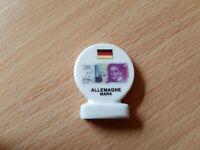 Statuina ( Fava) Targa - la Moneta Germania - il Mark (4478)
