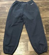 Vintage Carhartt Sweatpants K125 PTL Logo Rare Vtg Size XL  Heavyweight Blue
