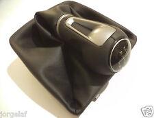 SEAT Ibiza MK5 Modelo 2008+ 5 Speed Gear Knob pommeau Polaina leather pomo cupra