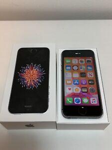 Apple iPhone SE - 64GB - Silver (Verizon) A1662 (CDMA + GSM)