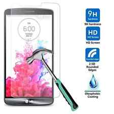Premium Ultra Slim Tempered Glass Protective Screen 9H Protector Film For LG G3