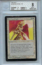 MTG Beta Guardian Angel BGS 8.0 (8) NM-MT Magic The Gathering WOTC Card 4256