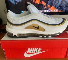 Nike Air Max 97 Bianco/Oro (Feedback✅95%) 40/41/42/43/44/45