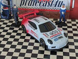 HOT WHEELS PORSCHE 911 GT3 RS CUSTOM PEP BOYS LOOSE 1/64 SCALE
