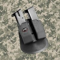 Fobus Double Magazine Paddle Pouch for 9mm Magazines - 6909