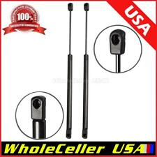 Pair Set 4365 Rear Window Glass Lift Supports Struts For Jeep Liberty 02-07