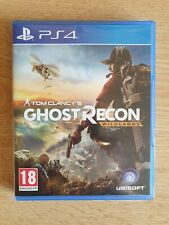 Tom Clancy's Ghost Recon Wildlands for PS4 FREE POST (Playstation Ubisoft)