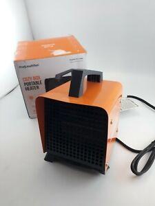 ⭐ Cozy Box Portable Heater Orange .