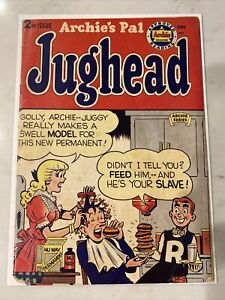 Archie's Pal JUGHEAD ~ Number 2 ~ 1950 ~ Comic Book Magazine ~ 2nd Issue