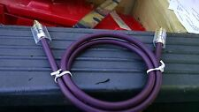 AUDIOPLEX RCA-v HIGH PERFORMANCE THEATER video CABLE 1 METER