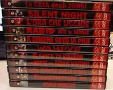 Pacchetto Cult Horror - Volumi da 1 a 11 (11 Dvd - Quinto Piano) Usato