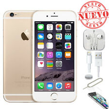 APPLE IPHONE 6 16GB SIM LIBRE+FACTURA + 8 ACCESORIOS DE REGALO 1 AÑO DE GARANTÍA