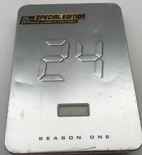 24 - Season 1 DVD Special Edition (DVD) NEW