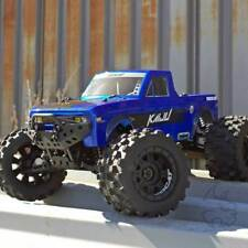 Redcat  Kaiju 1/8 Scale Brushless Electric Monster Truck Blue NEW