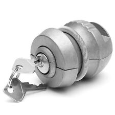 Hitchlock Trailer Hitch Coupling Lock Tow Ball Lock Caravan Lock Universal Pro