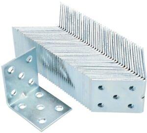 Winkelverbinder mit Sicke Bauwinkel Möbelverbinder Schwerlast Holverbinder Stahl