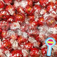 Lindt Lindor Milk Chocolate Truffles   Red Wrapper   Melting Centres