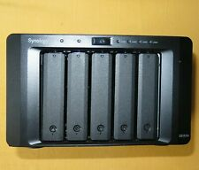 Synology-Diskstation DS1513+ 4x Gb LAN, RAID 0,1,5,6,10, NAS, 5 Bay, 2GB
