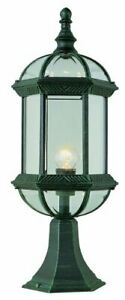 4182 WH itional One Postmount Lantern Outdoor-Post-Lights 21-Inch White