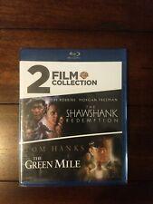 Shawshank Redemption / Green Mile (Blu-ray) New