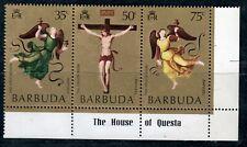 Barbuda 92-94 **, Ostern 1971-Gemälde
