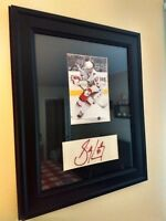 Sidney Crosby Autographed Framed Picture