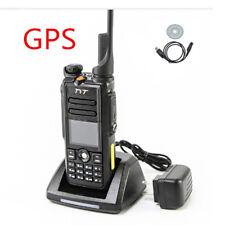 TYT MD-2017 Dual Band DMR Digital Two Way Radio MD2017 Walkie Talkie with GPS