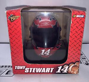 2009 Tony Stewart Stewart-Haas Racing Mini Helmet Motorsports Authentics