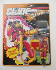 GI Joe Eco Warriors Barbecue figure Hasbro MOC 1991