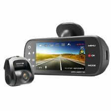"""Kenwood DRV-A601WDP 4K Ultra HD dash 3""""display Wi-Fi GPS w/Rear view Camera NEW"""